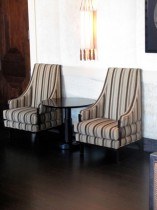 retail seating upholstery | J&J Seat Cover